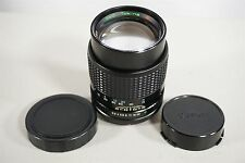Tokina RMC 135mm f/2.8 Telephoto Lens Canon C/FD Mount-Excellent-No Reserve
