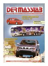 """Der Masstab """"Herpa Modellfahrzeug Magazin"""" Ausgabe 5  - 1999 - Zustand 1 #4901#"""