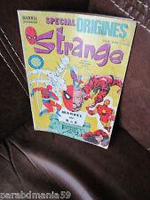 Vente Strange-Marvel-de A a Z-Spécial origines-1986