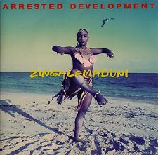 ARRESTED DEVELOPMENT : ZINGALAMADUNI / CD
