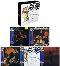 "Pretty things ""s.f. sorrow"" le Japon Mini LP 5 CD BOX"