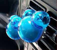 2PCS Air Freshener Scent Perfume Diffuser For Auto Car Vehicle SUV New