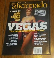 CIGAR AFICIONADO MAGAZINE APRIL 2006