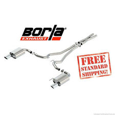 Borla ATAK Catback For Ford 2015 - 2017 Mustang 5.0 GT Exhaust Kit 140591 V8