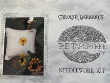 10% Off The Tapis-Tree Cntd Cross Stitch Kit-Sunflower and Ladybird-Discontuned