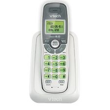 Cordless Phone Vtech Handset Wireless Telephone Landline Caller ID Waiting Home