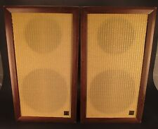Vintage Acoustic Research AR-1 Acoustic Suspension Speakers - SEE SHIPPING INFO*