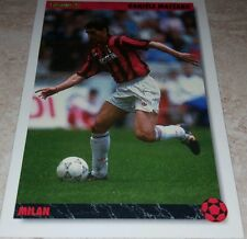 CARD JOKER 1994 MILAN MASSARO CALCIO FOOTBALL SOCCER ALBUM