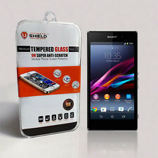 Ultimate Shield Tempered Glass Screen Protector for Sony Xperia Z1 Compact