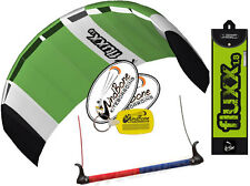 HQ Fluxx 1.8 Trainer Kite Kiteboarding Foil Power Surf Kitesurf Value Low Cost