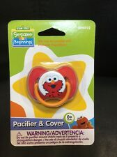 Baby Elmo Sesame Street Pacifier Free Shipping New Baby