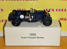 Matchbox MOY Y2-4.7 1930 SUPER CHARGER BENTLEY