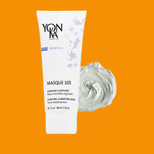 YONKA MASK / MASQUE 105 NORMAL/DRY 75 ML / 3.52 OZ NEW RETAIL PACKAGE!