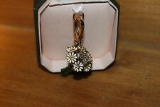 Juicy Couture Daisy Bouquet Flowers Charm