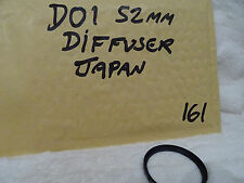 *OPT. MINT* HIGH QUALITY DOI 52mm PORTRAIT DIFFUSER FILTER CLEANED CHECKED