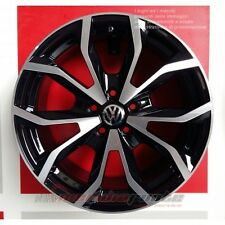 ESSE1 BD KIT 4 CERCHI IN LEGA DA 15 5X100 PER VOLKSWAGEN POLO FUN 6R 9N GOLF 4 *