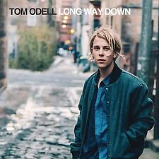TOM ODELL LONG WAY DOWN CD ALBUM (June 24th)