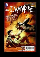 I.VAMPIRE  THE NEW 52!  US DC COMIC VOL.1 # 19/'13
