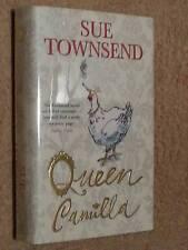 Sue Townsend SIGNED Queen Camilla UKHC 1st Edn