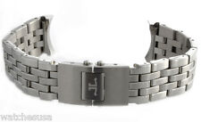 Jaeger LeCoultre Master Compressor 21mm Stainless Steel Watch Bracelet Band