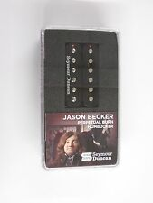 Seymour Duncan Jason Becker Perpetual Burn Bridge Trembucker Black
