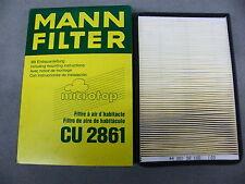 neu Innenraumfilter Pollenfilter Mann CU 2861 Peugeot 405 Break