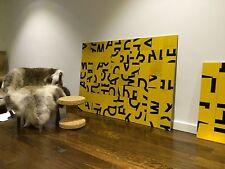 Rosalie Gascoigne Inspired Major Art Artwork Vintage Roadsigns MCA MOMA