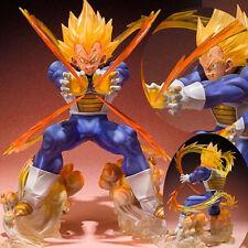 Japanese Anime DBZ Dragon Ball Z Super Saiyan Vegeta Statue Figurine 15cm no box