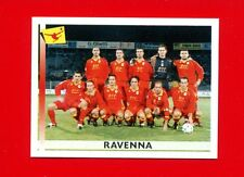 CALCIATORI Panini 2000-2001 - Figurina-sticker n. 556 - RAVENNA SQUADRA -New