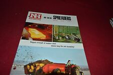 New Holland 202 212 327 Manure Spreader Dealer's Brochure DCPA2 367