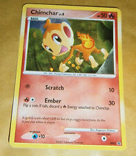POKEMON PROMO -DIAMOND AND PEARL - DP02 CHIMCHAR (HOLO)