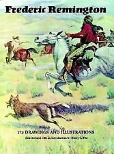 Frederic Remington. 173 Drawings and Illustrations