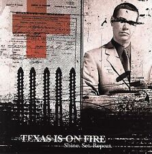 Shine Set Repeat by Texas Is on Fire (CD, Oct-2005, Crash Music, Inc.) 2 cds