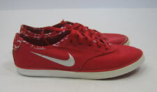Nike Starlet Saddle CVS Women's Casual Shoes 528905 600Sport Red/Sail .size  6.5