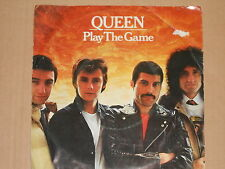 "QUEEN -Play The Game- 7"" 45"