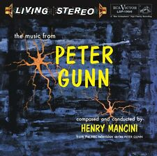Henry Mancini - Peter Gunn+++Hybrid  SACD+Analogue Productions+NEU+++