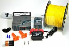 PET SAFE STUBBORN BIG LARGE DOG FENCE ELECTRIC UNDERGROUND IN-GROUND SYSTEM KIT