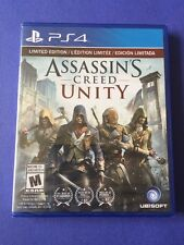 Assassin's Creed Unity *Limited Edition + Bonus Exclusive DLC* for PS4 NEW