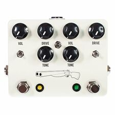 JHS Pedals Double Barrel Dual Overdrive  Brand New! Authorized Dealer!
