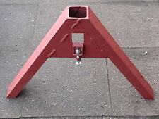 Schlepperdreieck Gerätedreieck Kat 1-2-3 Anschweißdreieck Schlepper Geräte Neu