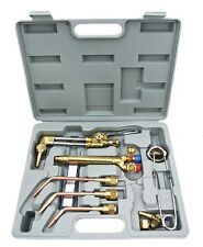NEW VICTOR Type Gas Welding & Cutting Kit Oxygen Torch Acetylene Welder Tool Set