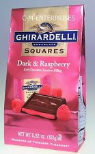 Ghirardelli Chocolate Squares Dark & Raspberry 5.32 oz