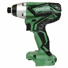 "Hitachi WH18DGL 1/4"" 18V Li-Ion Impact Driver New for BSL1830 BSL1815X BSL1815S"