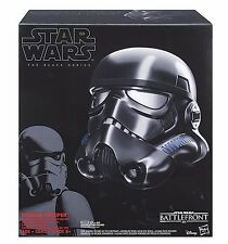 Shadow Trooper Voice Changer Helmet Star Wars: The Black Series Battlefront