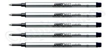 Lamy Rollerball M63 Refill Black 5 Pieces Set