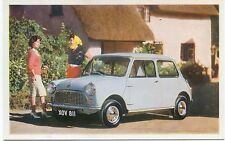 Mini Austin Seven Original Factory colour Postcard Ref No. 1834