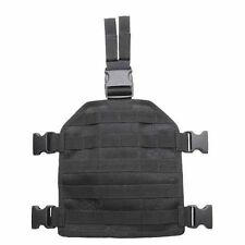 Genuine 5.11 Black Molle Drop Leg Thigh Rig  Brand New