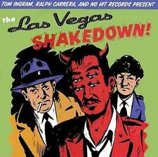 THE LAS VEGAS SHAKEDOWN CD Andre Williams Lazy Cowgirls Electric Frankenstein
