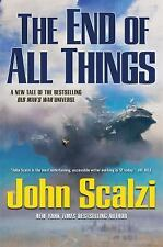 The End of All Things (Old Man's War)-ExLibrary