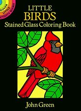 Coloring Books For Kids Little Bird Painting Art Design Stress -Relaxing Adults